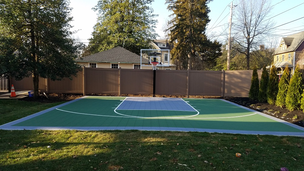 The Top 10 Benefits of Installing an Outdoor Sports Court for Your Delaware Residence