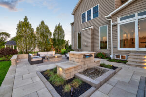 Concrete Pavers are the most popular recent addition