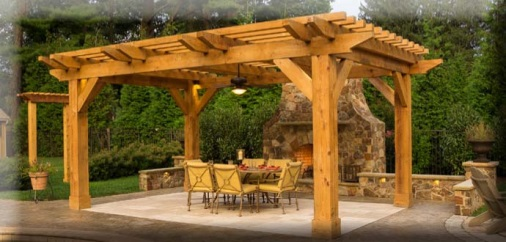 3 ways to enjoy your backyard with protection from the elements