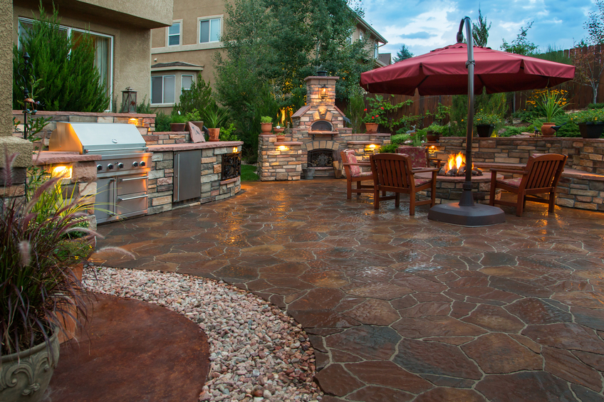 Preparing Patios for spring