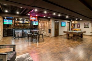 Custom Basement Renovations - Game Room (Chahalis)2